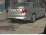 A 2012 Ford Fusion, what 81 year old missing man Woodrow Williams is driving (RCSO)