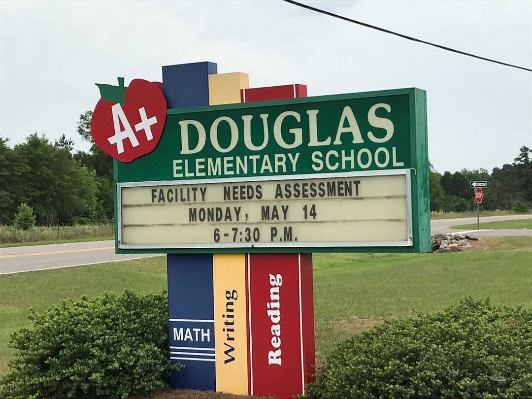 Douglas Elementary School (WFXG) Facility Need Assessment