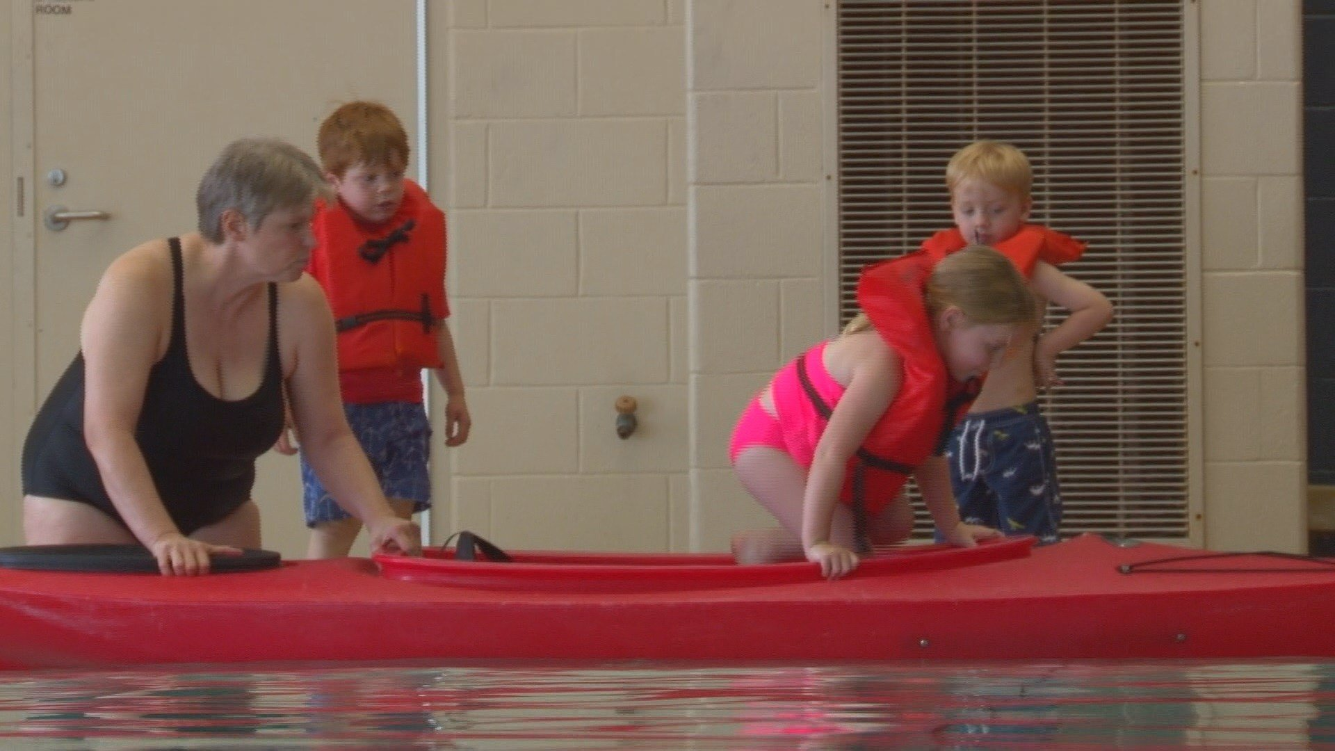 YMCA offers free Safety Around Water classes for kids (SOURCE: WFXG