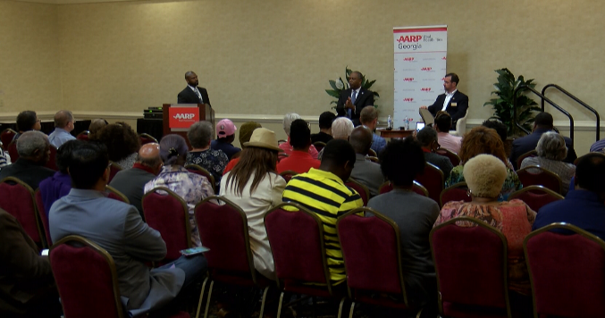 Mayoral Forum held in Richmond County just several days before Election Day