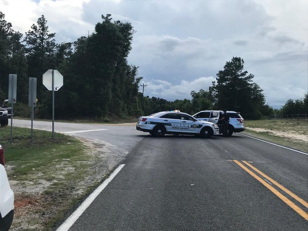 River Road is closed until further notice from Hwy 80 through Collins Road (WFXG)