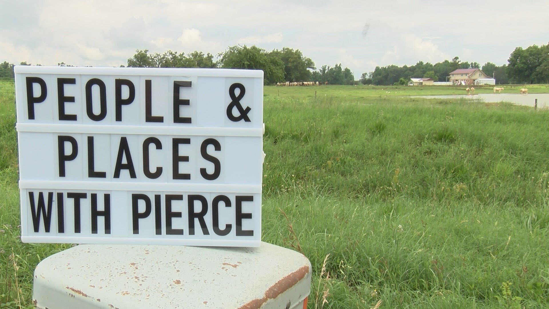 People & Places with Pierce: Southern Swiss Dairy (WFXG)