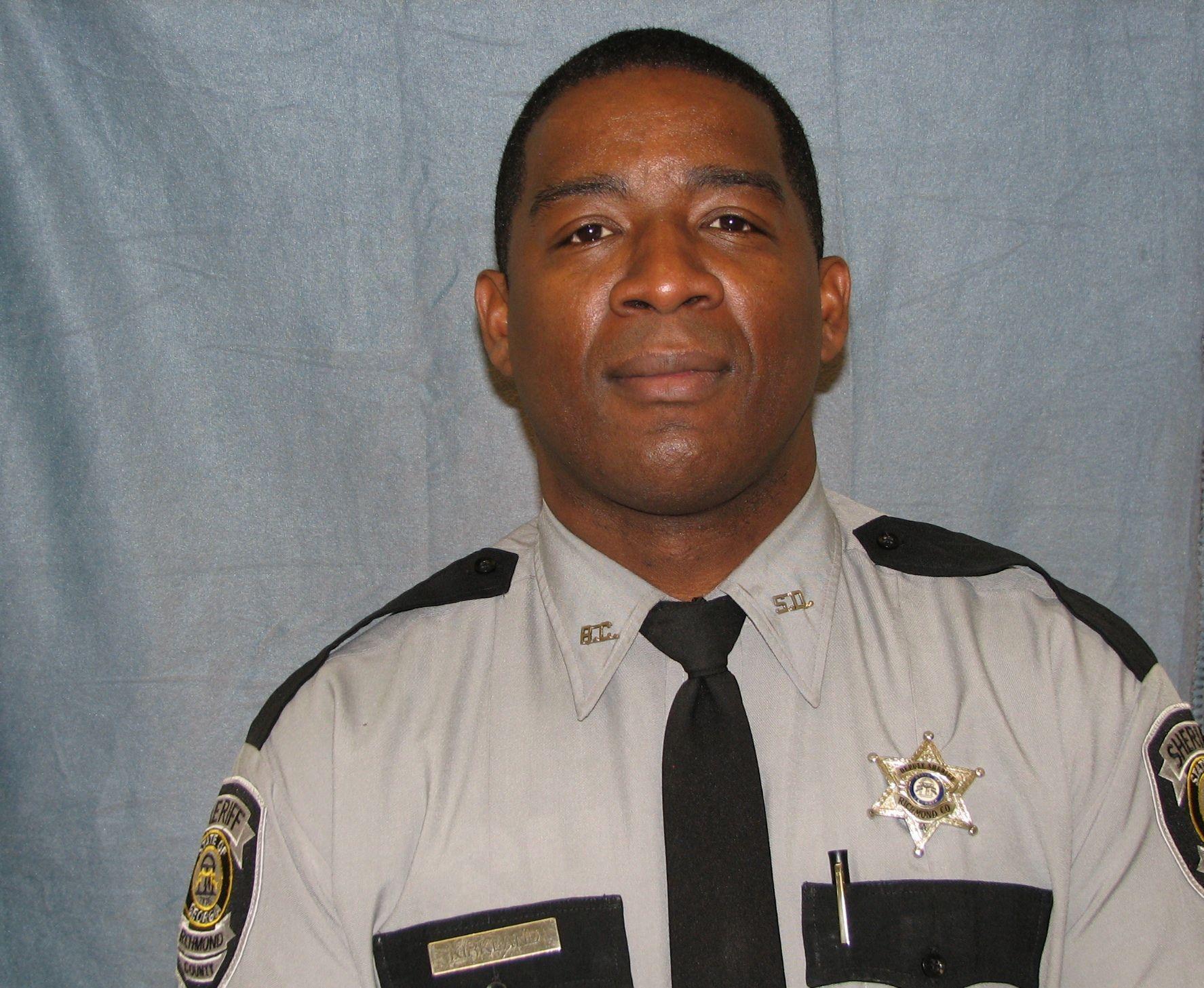 Deputy Kirkland (Source: Richmond County Sheriff's Office)