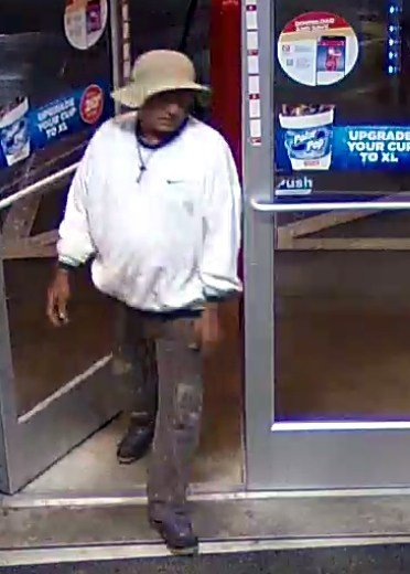Aiken County attempted robbery suspect (source: Aiken County Sheriff's Office)