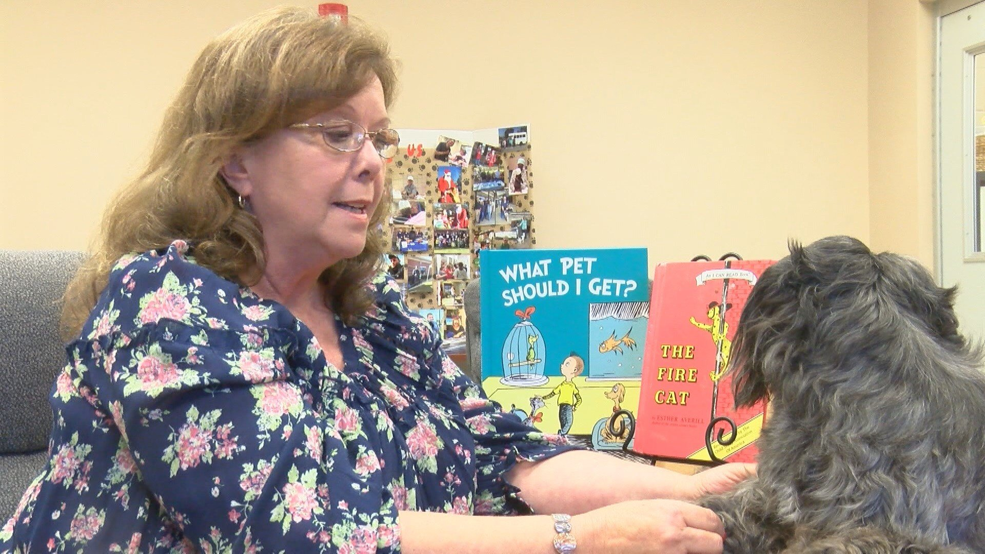 Columbia County Animal Services receives honor for high adoption rates. (WFXG)
