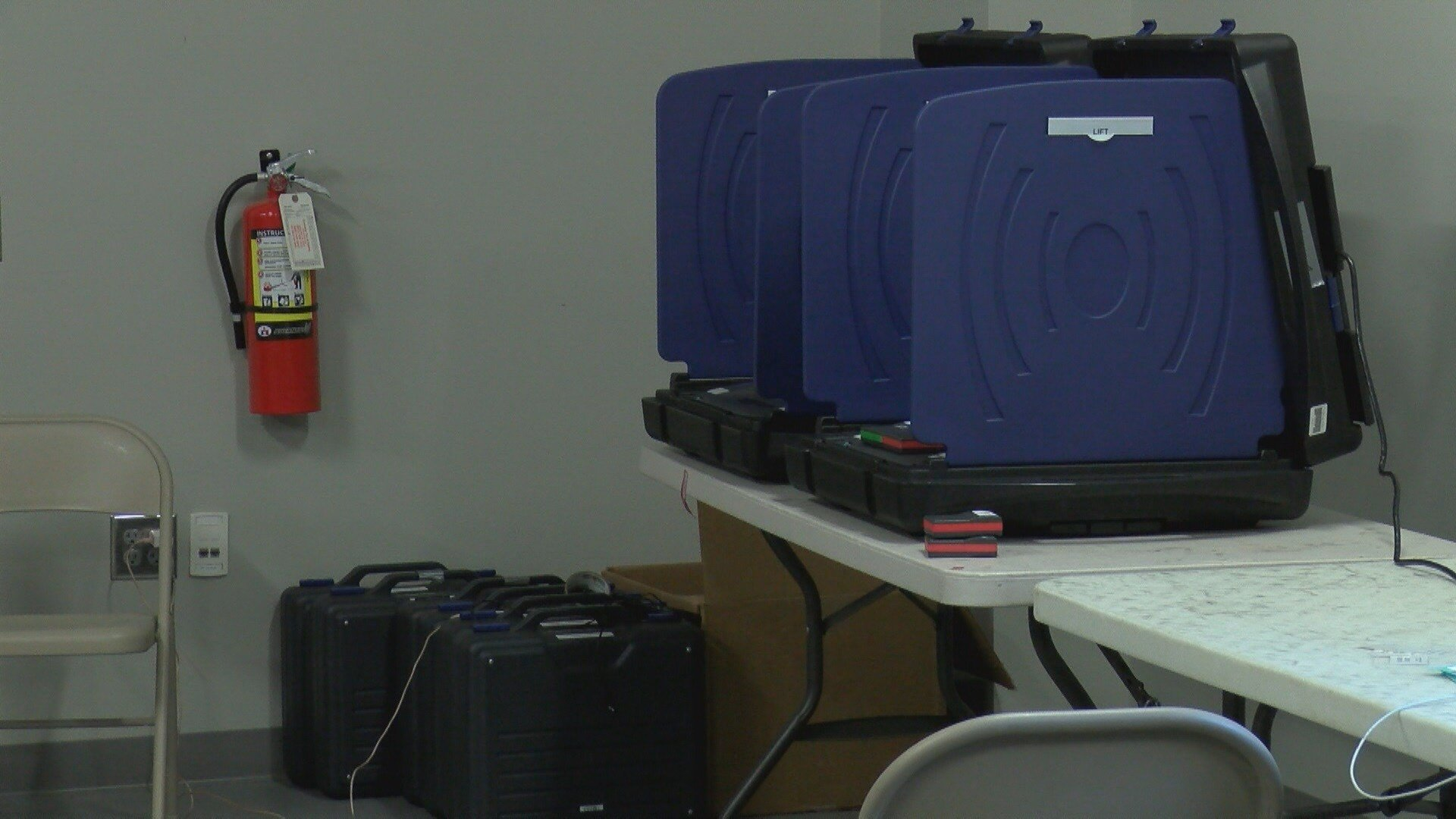 Aiken voters head to the polls today (WFXG)