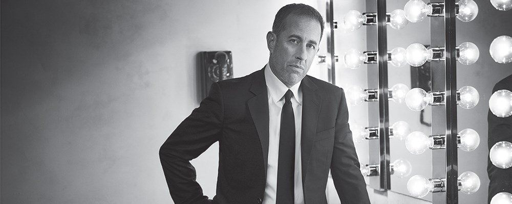 Jerry Seinfeld (source: Augusta Entertainment Complex)
