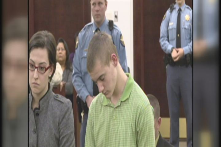Teen Sentenced To Life 48