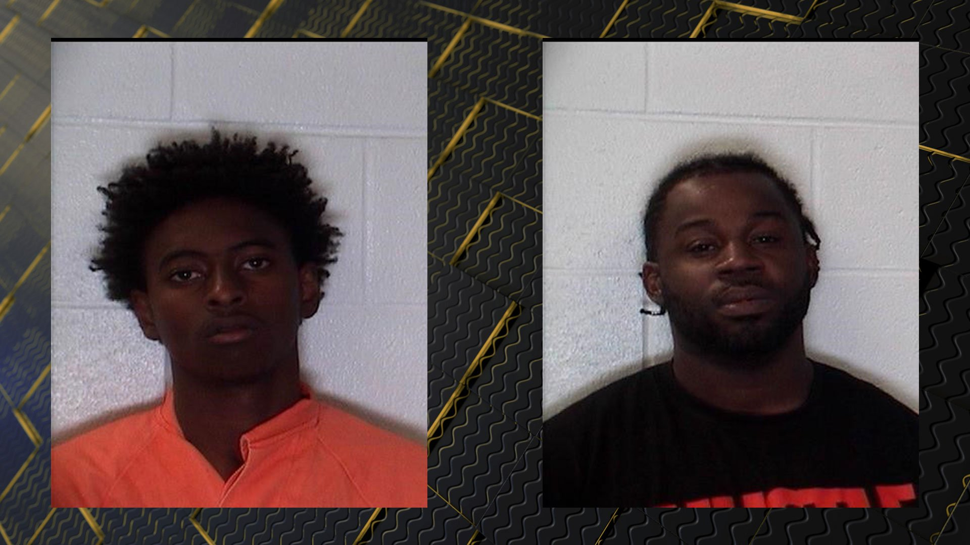 Kadarious Hobbs (left) and Aundra Damarcus (right) (source: Georgia Bureau of Investigations)