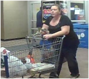 Surveillance photos of the suspects/Source: Aiken Department of Public Safety