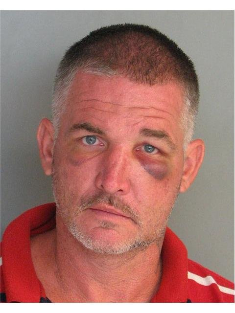 David Eugene Rosier (Source: Aiken County Sheriff's Office)
