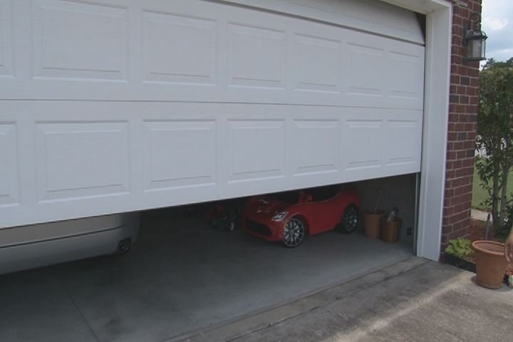 More Military Testing To Disrupt Automatic Garage Doors