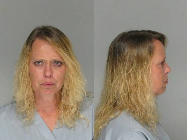 Diane Ambrose, 44, is charged with reckless conduct. Source: Richmond Co. Sheriff's Office