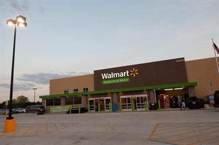 A new Walmart Neighborhood Walmart is opening to Martinez. (Source: Walmart)