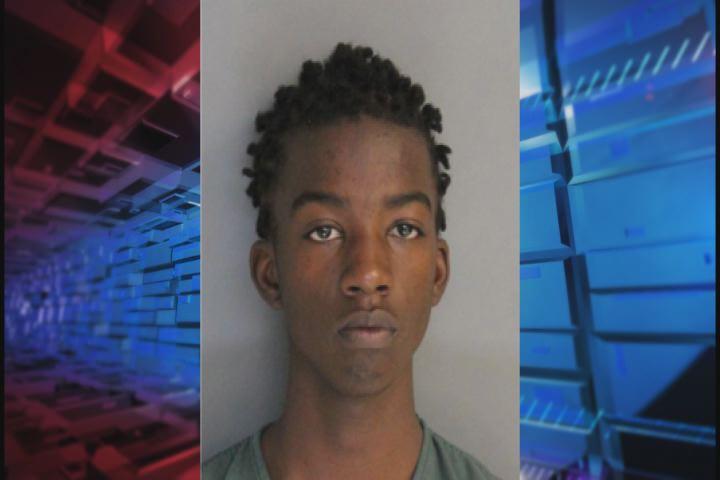 Jamal Raheem Richardson, 17, is charged in an Aiken home burglary. (Source: Aiken Co. Detention Center)