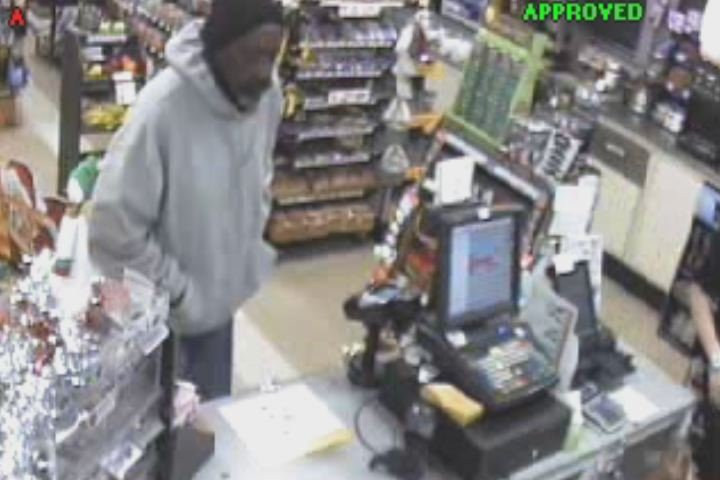 Aiken officers say this man is wanted in an attempted armed robbery. (Source: Aiken Dept. of Public Safety)