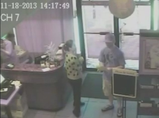 Columbia County deputies say this man stole a tip jar from Toki Japanese Steakhouse. (Source: CCSO)