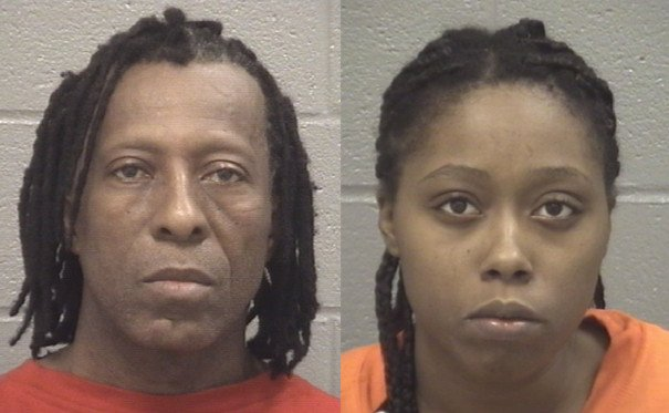 Wilford Petersen, 57, and Shavoya Davis, 25. (Source: Columbia Co. Sheriff's Office)