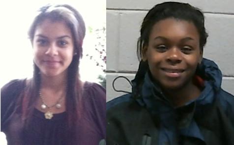 Alyssa Mayes and Aikiriea Crockett (Source: Aiken Co. Sheriff's Office)