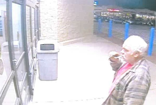 Deputies said this man was driving the car that he and three other people left in from Walmart. (Source: Richmond Co. Sheriff's Office)