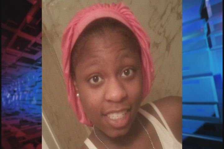 Missing girl, Alexis Holmes