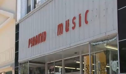 Pyramid Music will hold a vinyl sale and have a live DJ in the store for First Friday. (Source: File photo/WFXG)