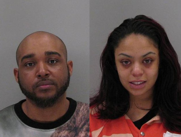 Khille Damon Jackson and Bobbie Lynn Leake (Source: Richmond Co. Sheriff's Office)