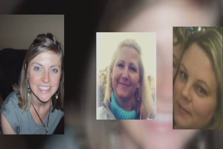 Three of the five victims who died in the February 2013 plane crash. (Source: File photo/WFXG)