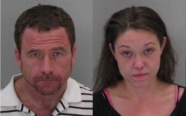 Jackie Ray Beasley Jr. and Heather Studer (Source: Richmond Co. Sheriff's Office)