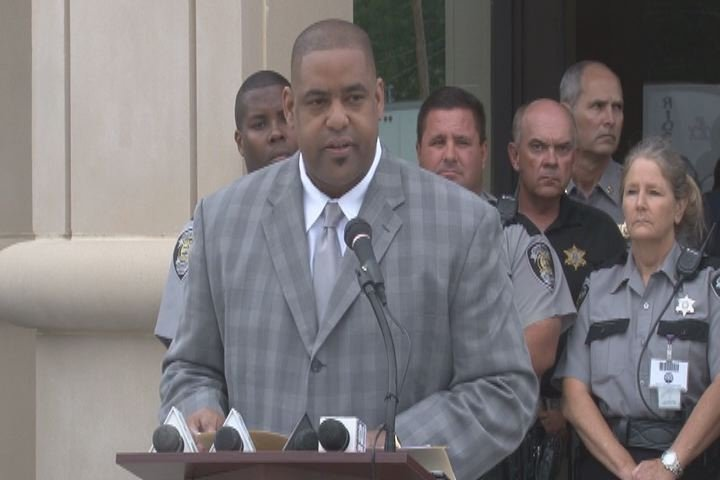 Richmond County Sheriff Richard Roundtree talks about the importance of SPLOST 7 to his department.