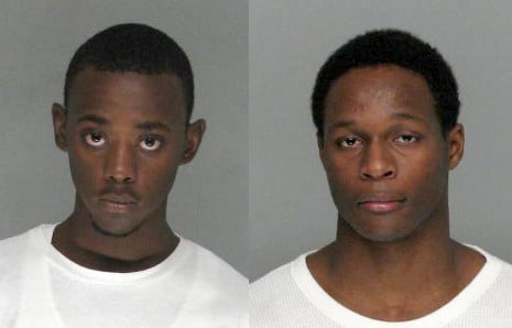 Darius Jerome Wright and Robert Leon Parks (Source: Richmond Co. Sheriff's Office)
