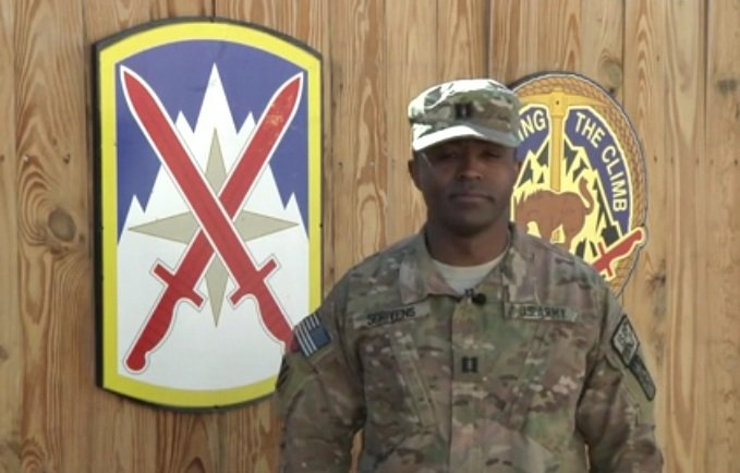 Capt. Jesse Scrivens II (Source: 10th Sustainment Brigade Public Affairs Office)