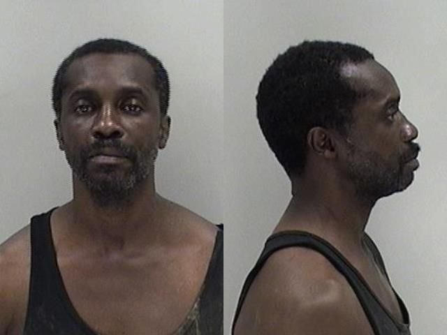 Donald Bernard Hayes (Source: Richmond Co. Sheriff's Office)