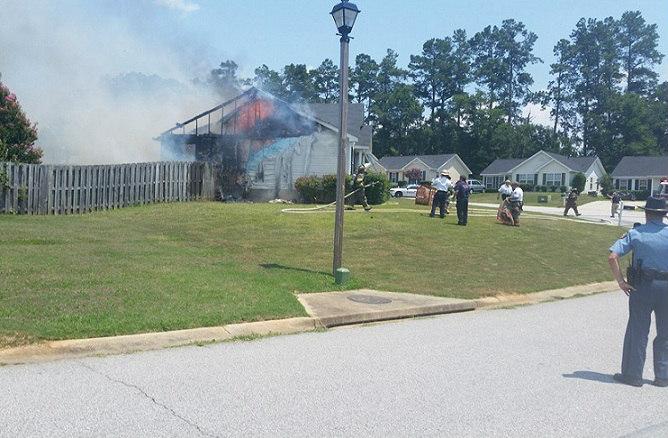 (Source: Columbia Co. Fire Rescue)