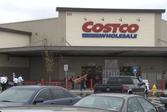 Deputies say two men smashed the glass at the jewelry counter at Costco, took merchandise and fled. (Source: WFXG)
