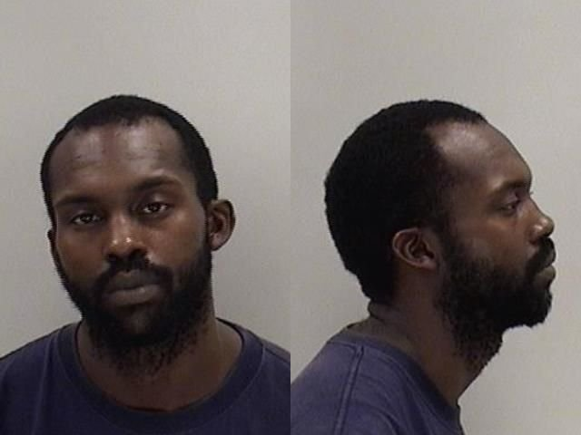 Tyrone Tyson Thomas, 27, is accused of leaving his 2-year-old son alone in a van parked at the Augusta Mall. (Source: Richmond Co. Sheriff's Office)
