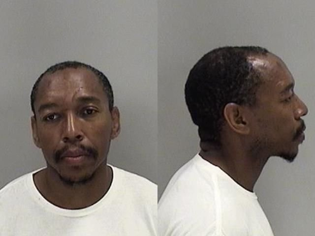 Nigel L. Dalbert (Source: Richmond Co. Sheriff's Office)