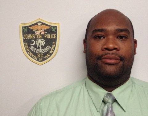 Lamaz Robinson is now officially the police chief for the town of Johnston. (Source: Town of Johnston)