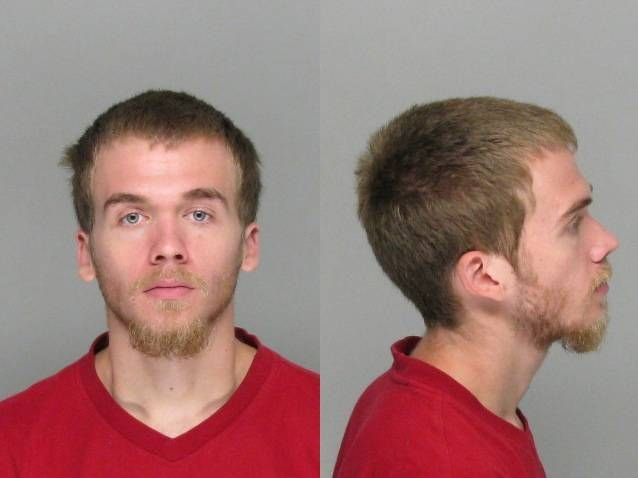Kyle Palmer is wanted for running a chop shop. (Source: Richmond Co. Sheriff's Office)