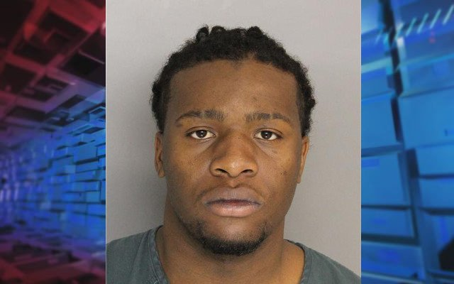 Darian Curry is charged with leaving the scene of an accident. (Source: Aiken Co. Sheriff's Office)