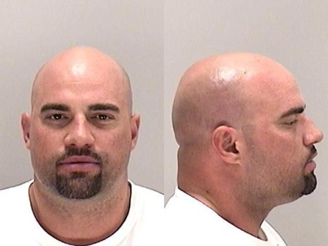 Brandon Paquette is charged with possession of testosterone with intent to distribute. (Source: Richmond Co. Sheriff's Office)