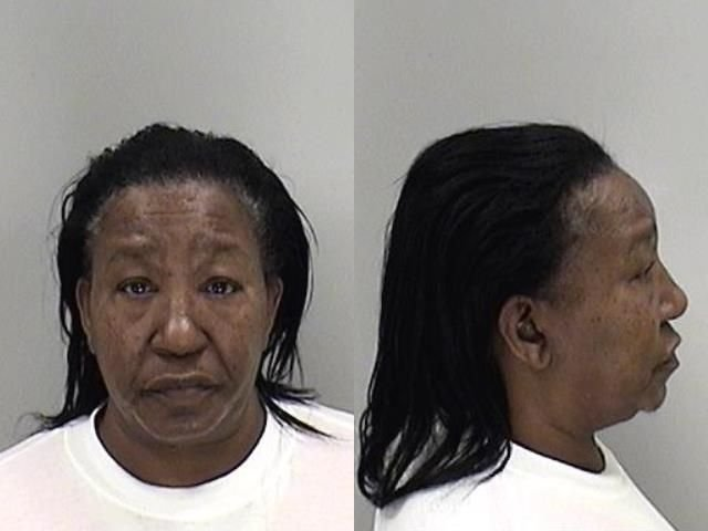 Gloria Brown is charged with homicide by vehicle. (Source: Richmond Co. Sheriff's Office)