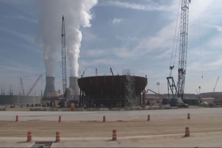 Plant Vogtle; Source: WFXG