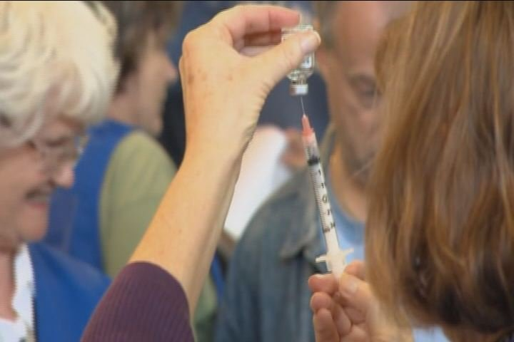 Flu vaccinations in Columbia County; Source: WFXG
