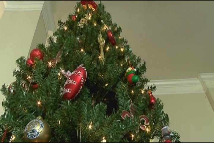 Edwardsville Township collecting Christmas trees