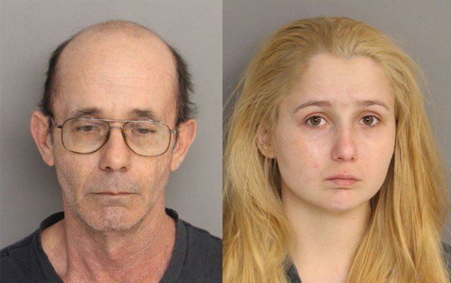 Dale Sharkey and Danielle Sharkey are charged with neglect resulting in the death of a vulnerable adult. (Source: Aiken Co. Sheriff's Office)