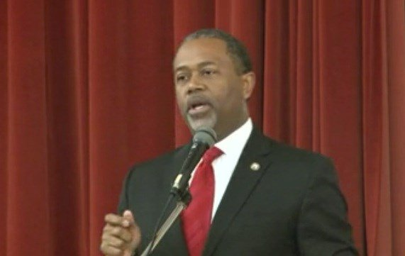 Augusta Mayor Hardie Davis (Source: File photo / WFXG)