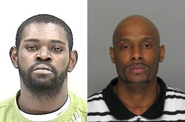 Ricardo Mobley and Willie Smith were arrested in connection with a Hephzibah bank robbery. (Source: Richmond Co. Sheriff's Office)