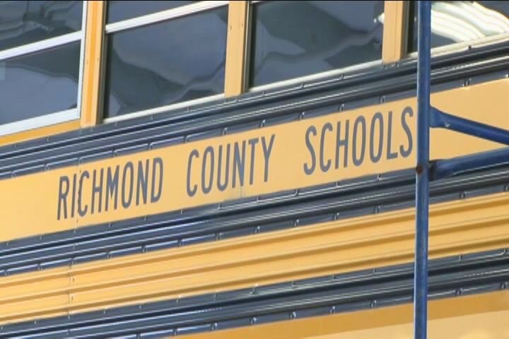 Richmond Co. Board of Education walk thru (WFXG)