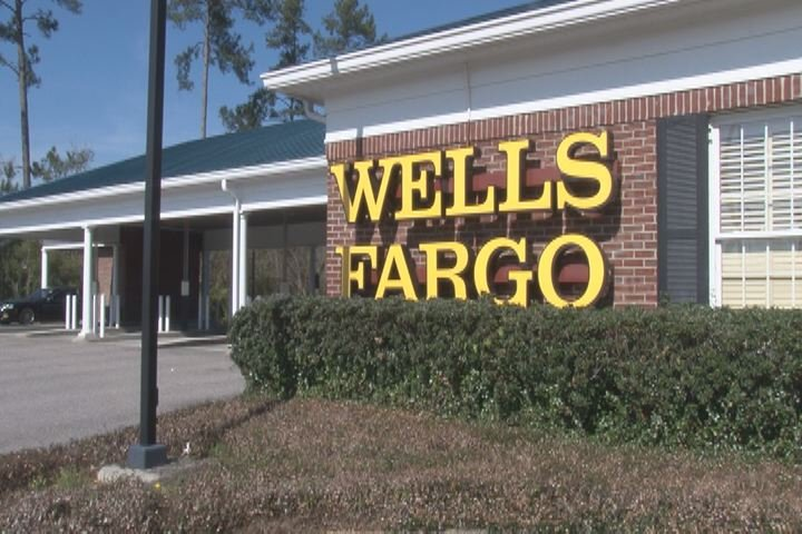 Wells Fargo Bank Myrtle Beach Sc